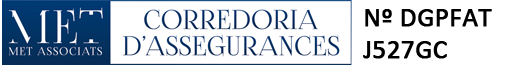 MET 2015 Corredoria D'assegurances